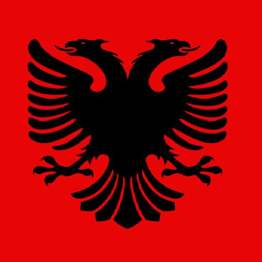 Logo Albanain Eagle PNG - 100096