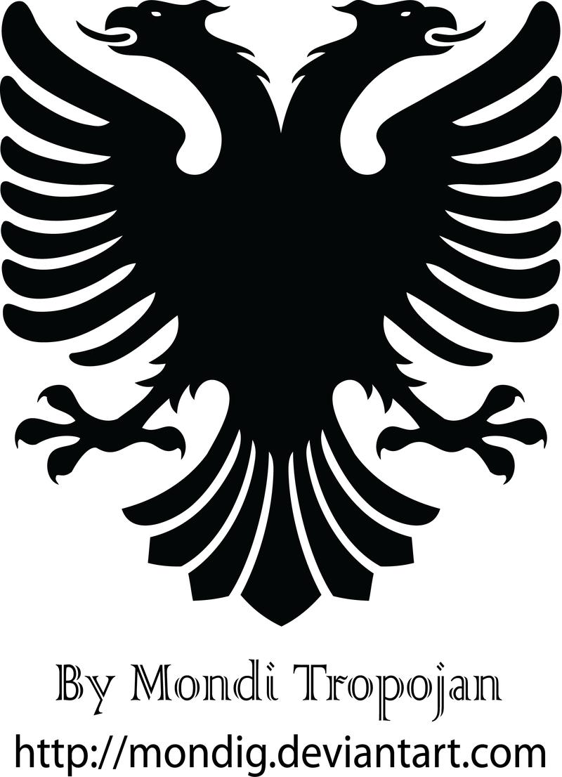 Logo Albanain Eagle PNG - 100089