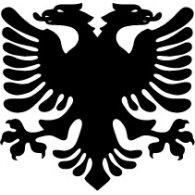 Logo Albanain Eagle PNG - 100086