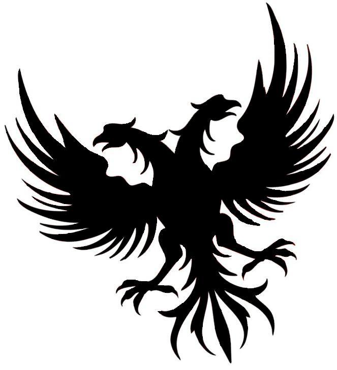Logo Albanain Eagle PNG - 100095