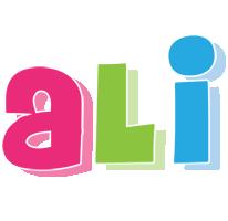 Logo Ali PNG - 105697