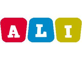 ALI NAME LOGO - Logo Ali PNG