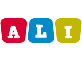 Logo Ali PNG - 105699