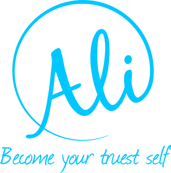 . PlusPng.com Learn to Trust Your Gut - Ali Andelman - Logo Ali PNG