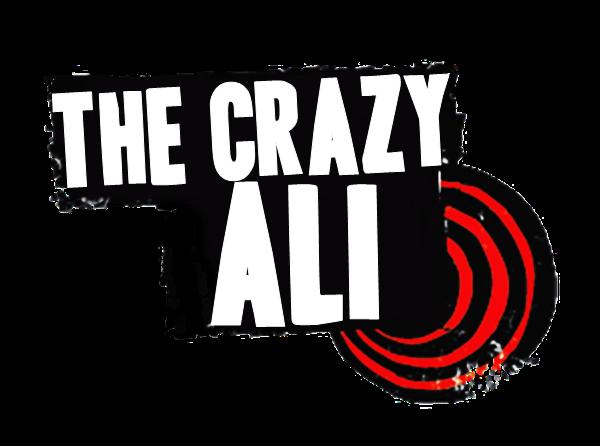 Pedido: The Crazy Ali Logo by Denisse-Pena-Horan PlusPng.com  - Logo Ali PNG