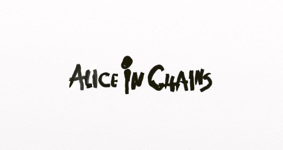 Logo Alice In Chains PNG - 105584