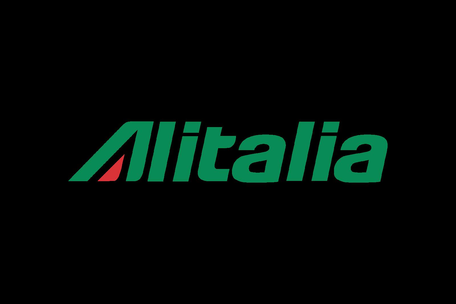 Alitalia Logo - Logo Alitalia PNG