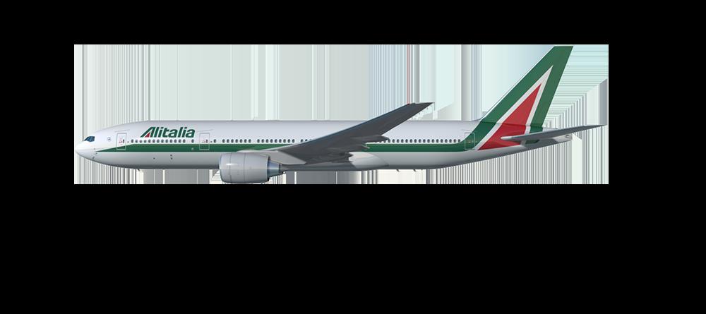 drag to rotate - Logo Alitalia PNG