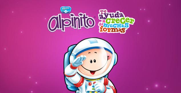 Alpinito fortalece el relacio. - Logo Alpinito PNG