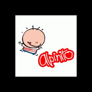 Alpinito Logo - Logo Alpinito PNG