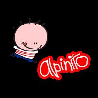 Tecate Cerveza vector logo 83; Alpinito vector logo - Logo Alpinito PNG