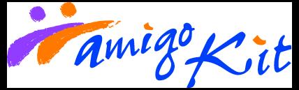 Logo Amigo Kit PNG - 38555