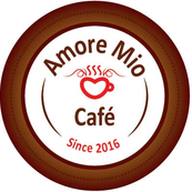 amore cafe Logo Vector
