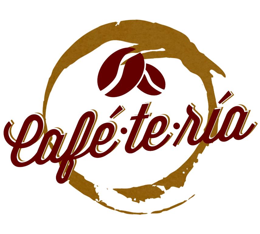 Café-te-ría Coffee - Logo Amore Cafe PNG