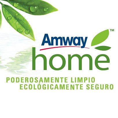 The best way to stay healthy....and care for ou planet. - Logo Amway Deutschland PNG