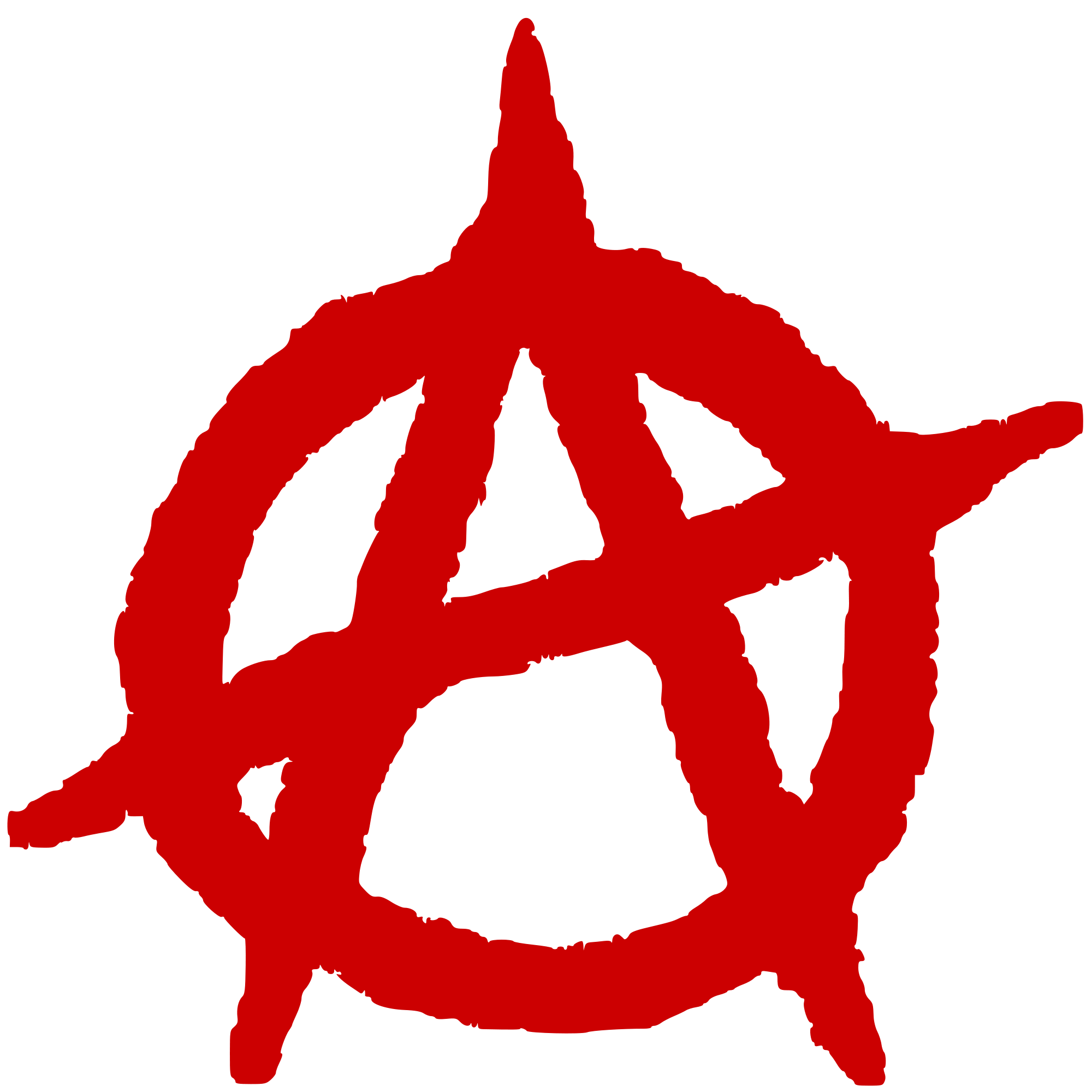 Logo Anarchy Us PNG - 33268
