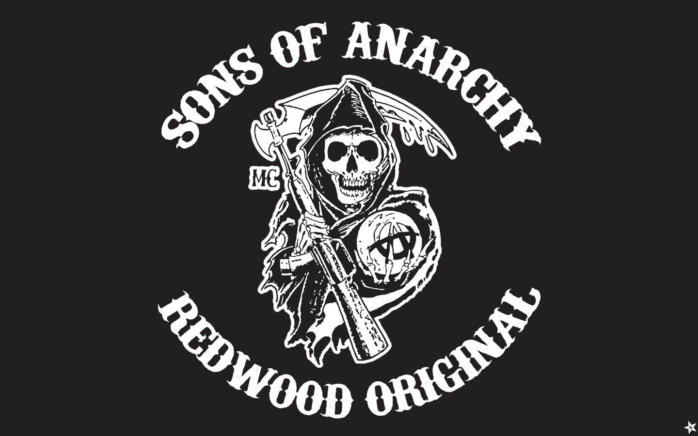 Logo Anarchy Us PNG - 33264