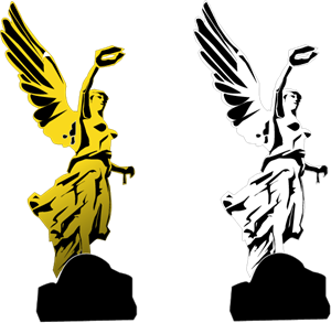 angel de la independencia Logo - Logo Angel Chapil PNG