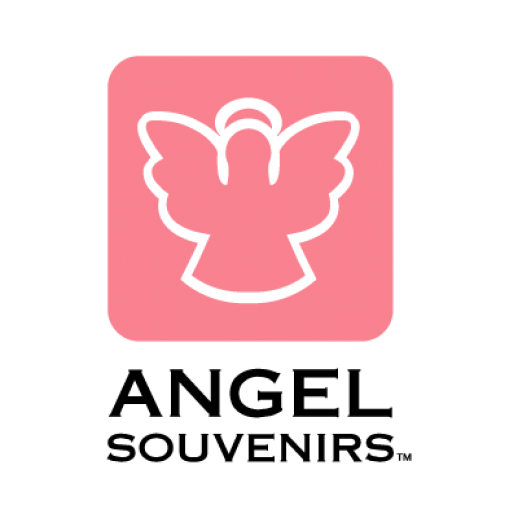 Logo Angel Souvenirs PNG