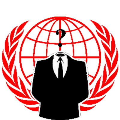 Logo Anonymous PNG - 101474