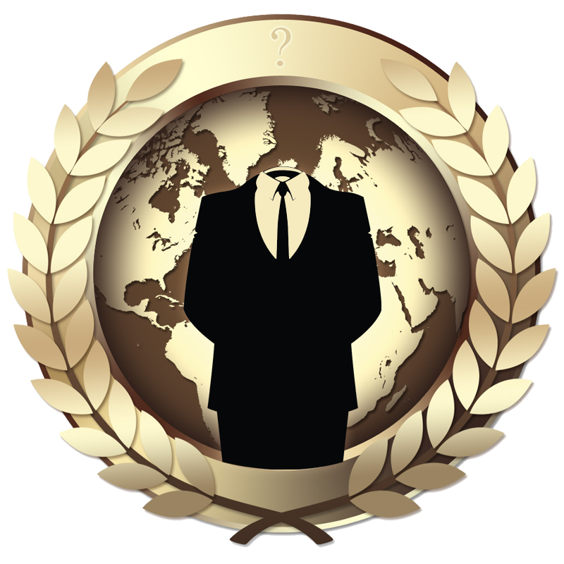 Logo Anonymous PNG - 101469