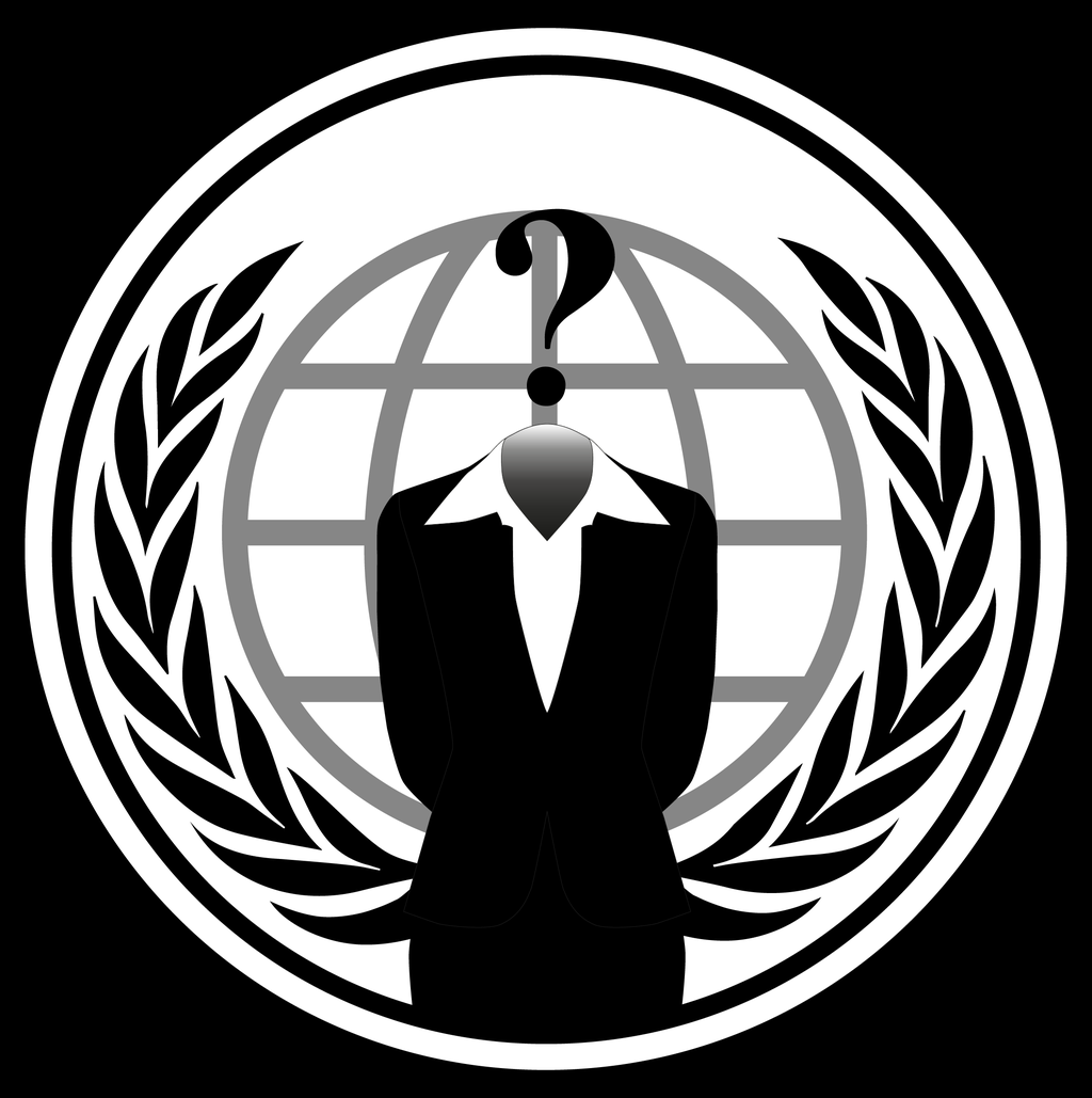 Logo Anonymous PNG - 101466