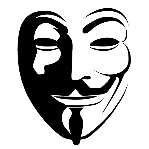 Logo Anonymous PNG - 101476
