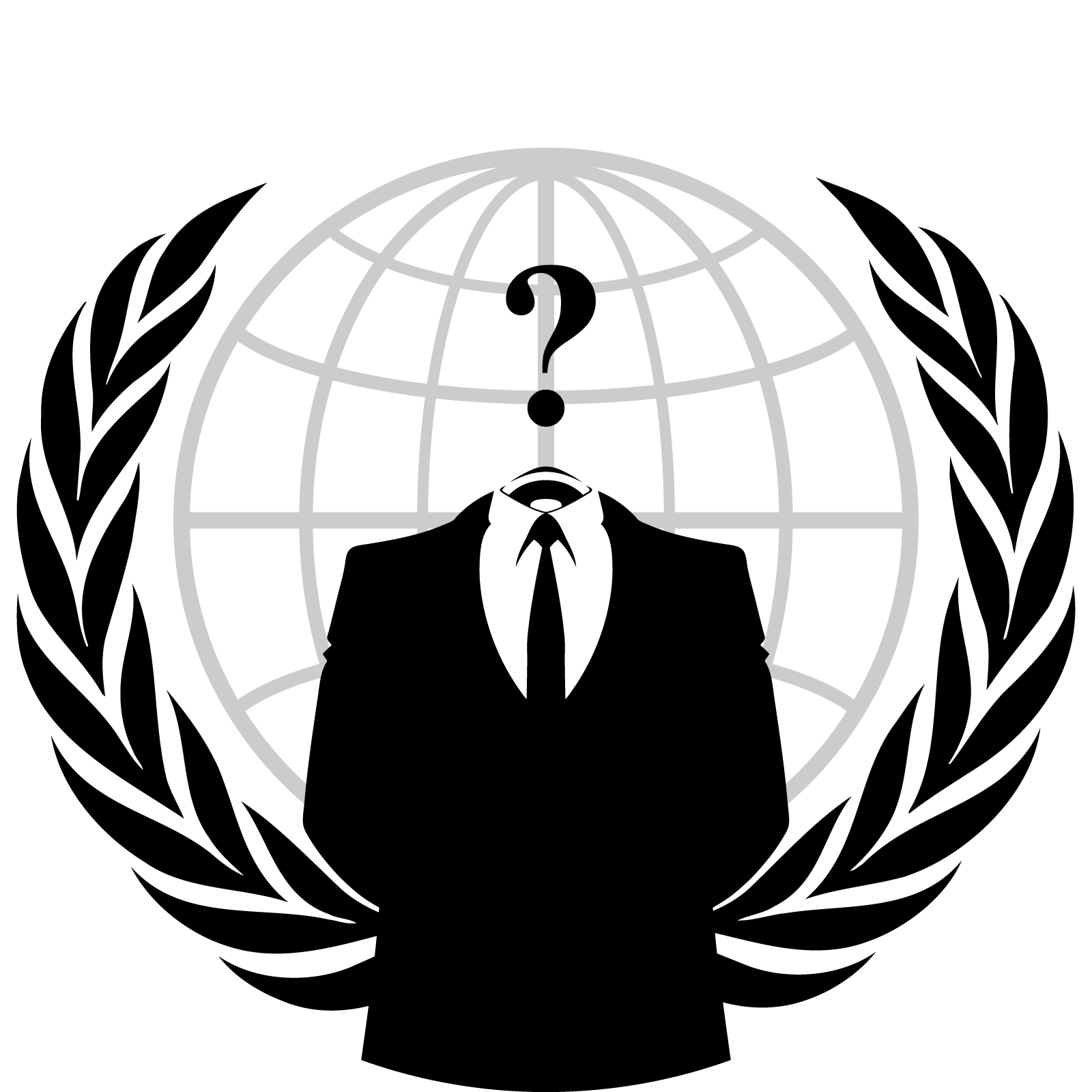 Logo Anonymous PNG - 101468