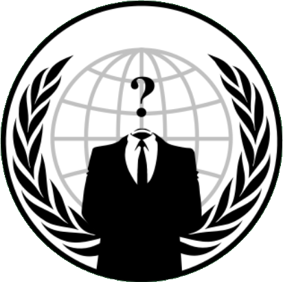 Logo Anonymous PNG - 101462