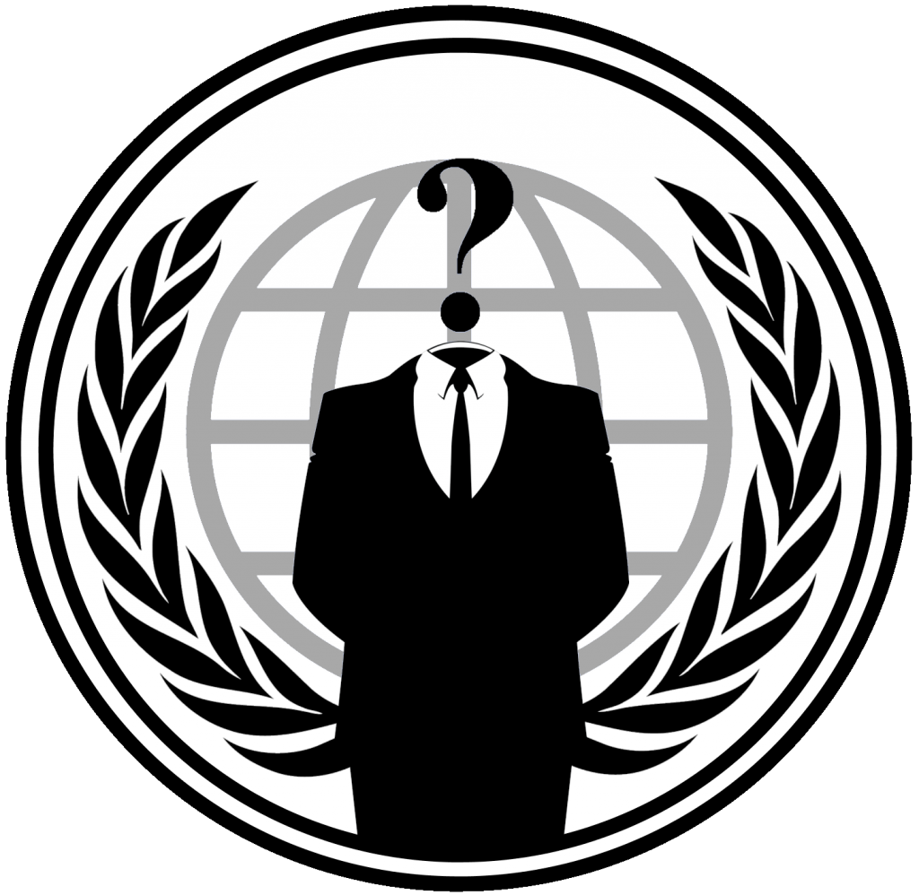Logo Anonymous PNG