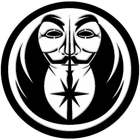 Logo Anonymous PNG - 101475