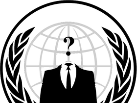 Logo Anonymous PNG - 101477