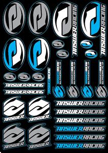 Logo Answer Racing PNG - 108702