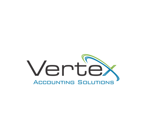 Vertex Accounting Solutions Logo - Logo Apostolov PNG