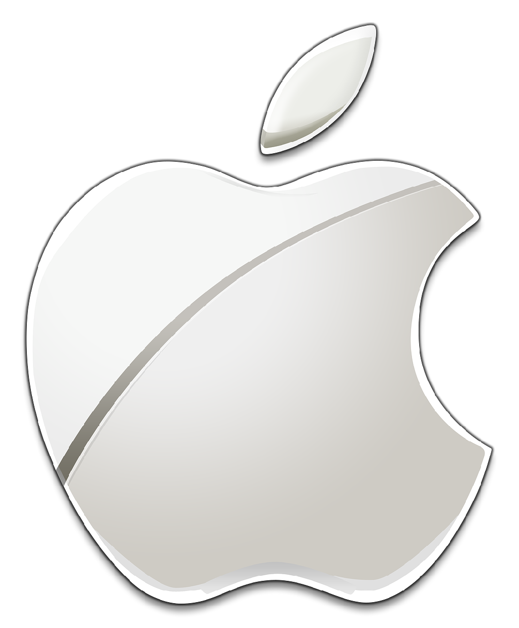 Logo Apple Ios PNG - 110861