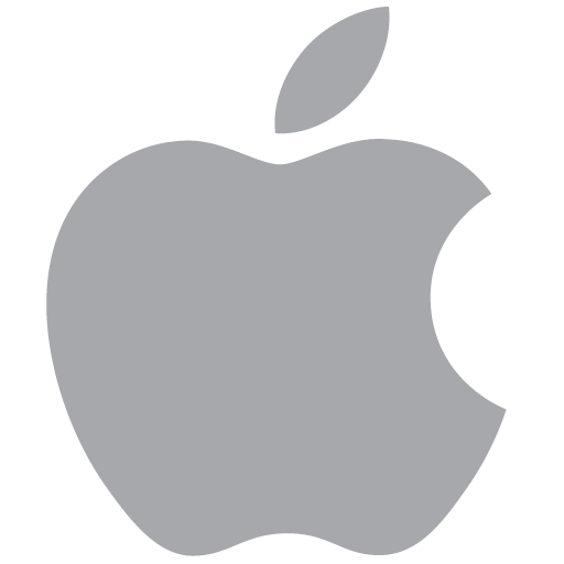 Logo Apple Ios PNG - 110862