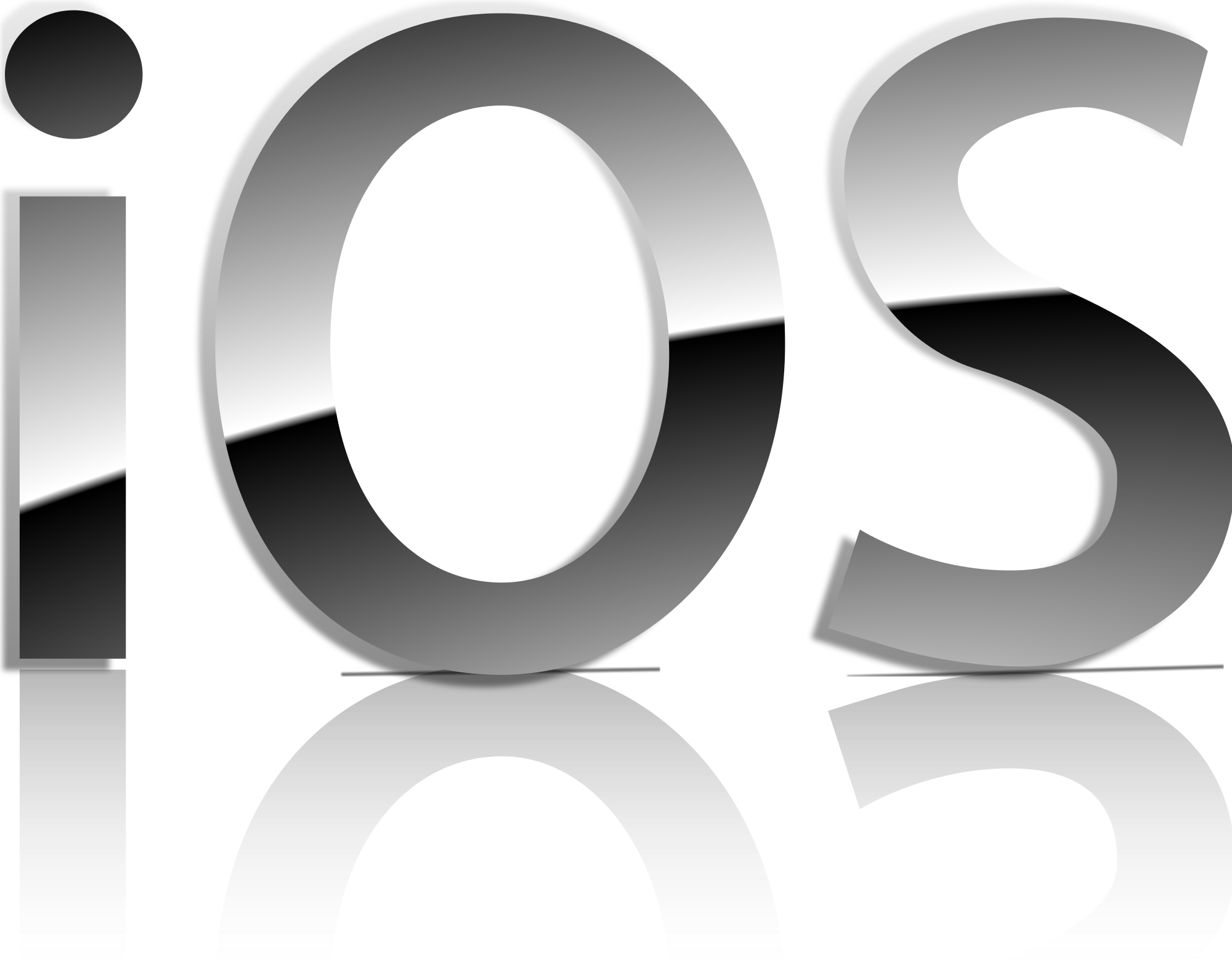 Logo Apple Ios PNG - 110863