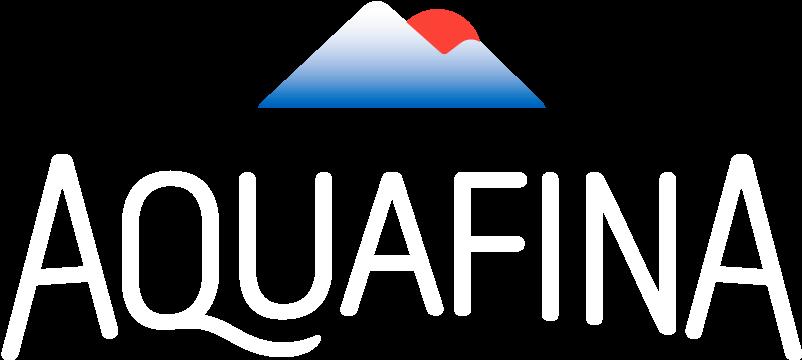 Logo aquafina - Logo Aquafina PNG