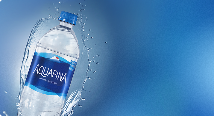 Our Products - Logo Aquafina PNG