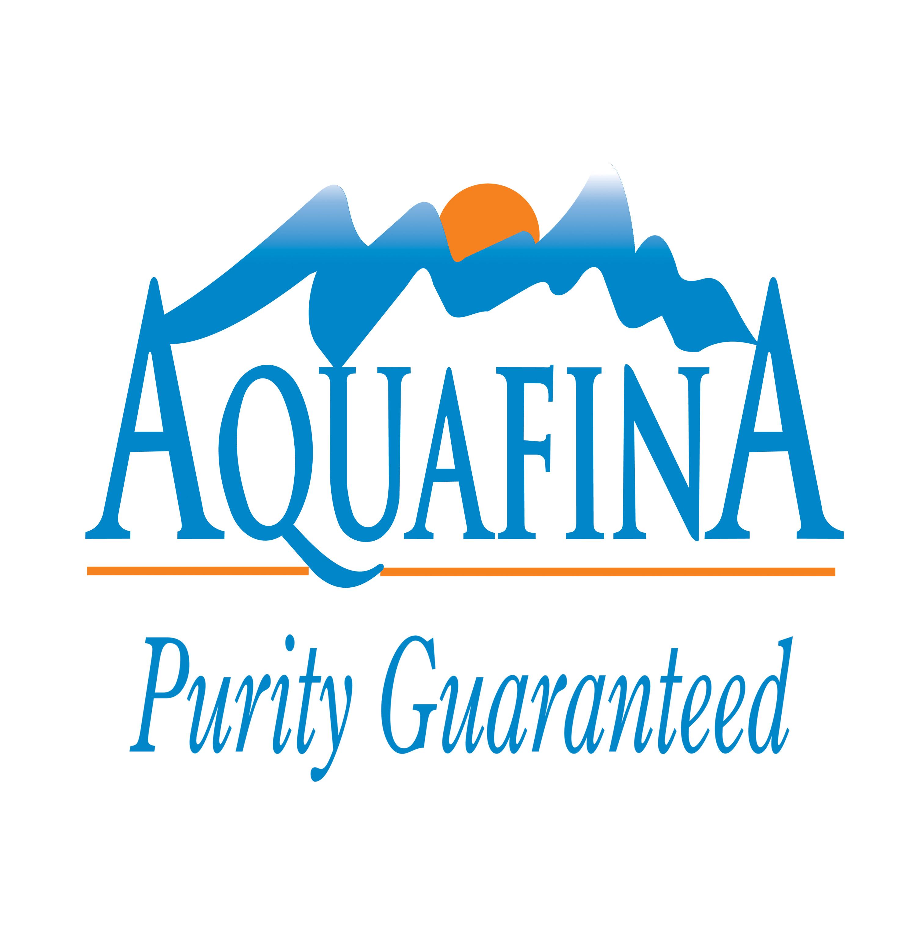 Partners u0026 Sponsors - Logo Aquafina PNG