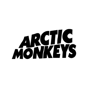 Arctic monkeys Logo Vector - Logo Arctic Monkeys PNG