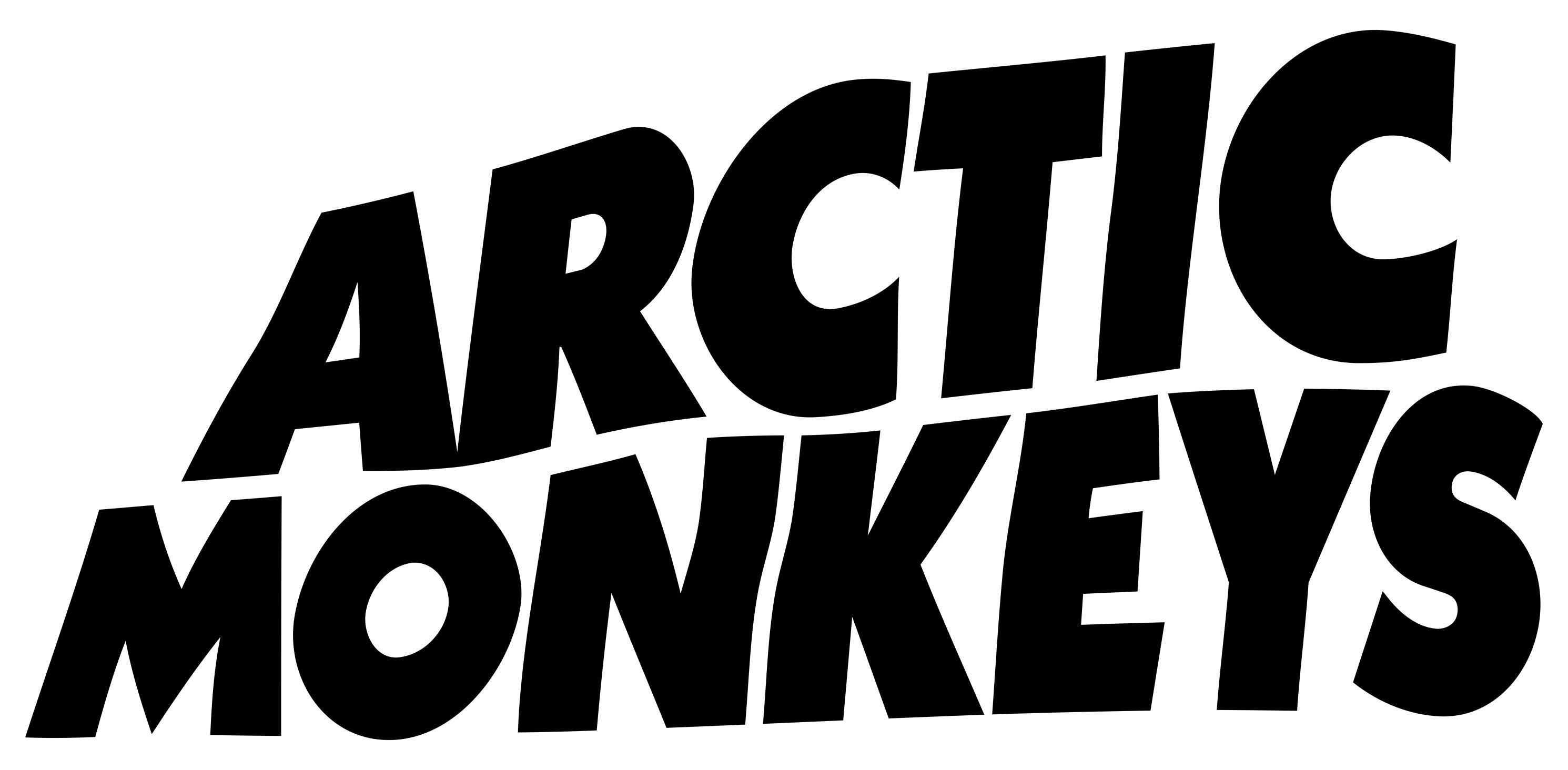 Logo of Arctic Monkeys