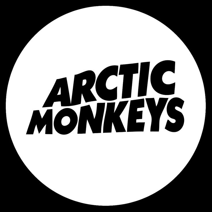 Collections, Fanart, Fan Art - Logo Arctic Monkeys PNG