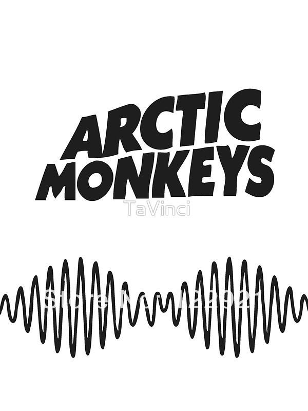 Logo Arctic Monkeys PNG - 99526