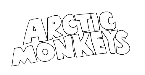 thecutetransparents · Follow. Unfollow · transparentpngtransparentsarctic  monkeysarctic monkeys transparent - Logo Arctic Monkeys PNG