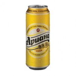 ARIANA BEER u2013 500 ml - Logo Ariana Beer PNG
