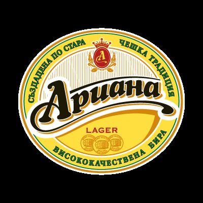 Ariana Beer vector logo - Logo Ariana Beer PNG