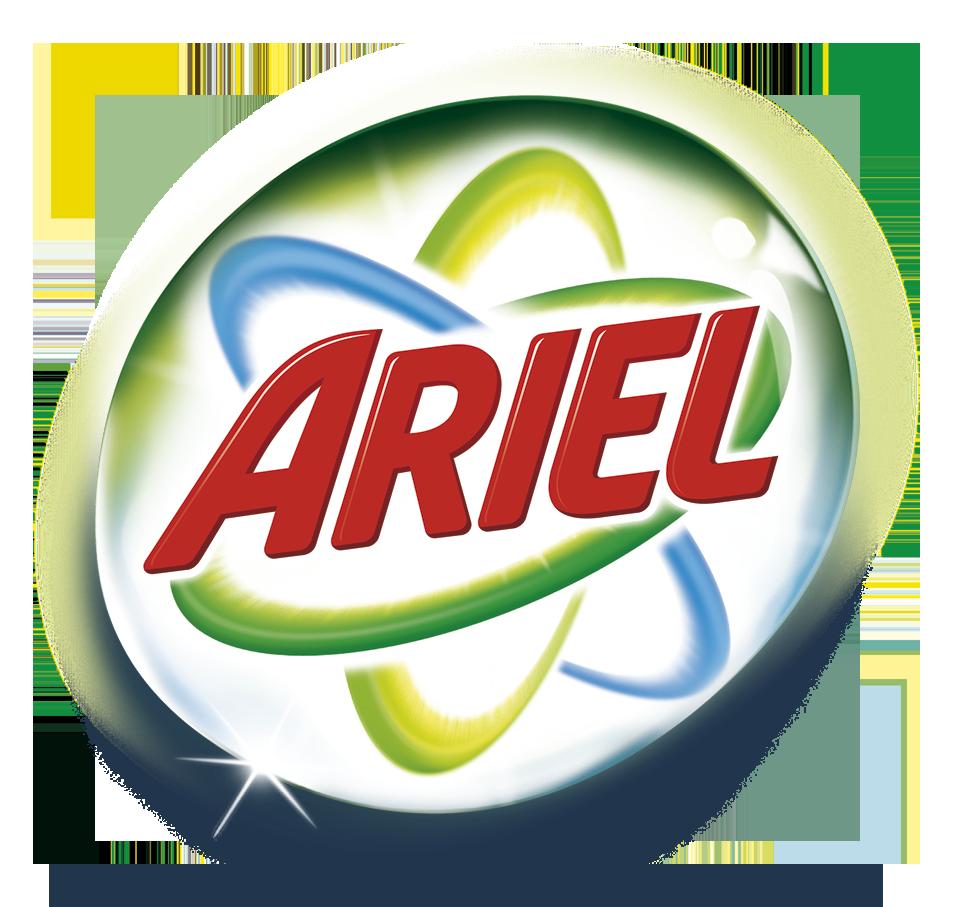 Ariel logo 2010.png - Logo Ariel PNG