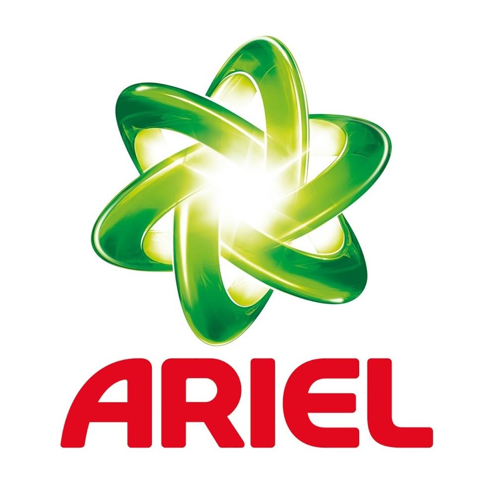 Ariel logo, logotype, emblem - Logo Ariel PNG