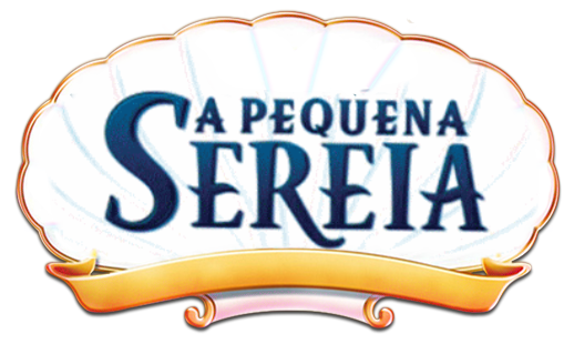 Arquivo:The Little Mermaid - Logo.png | Wiki Disney . - Logo Ariel PNG